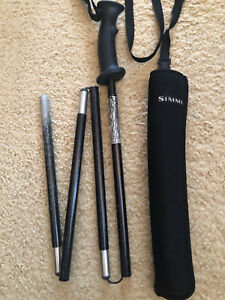 "Simms Wading Staff - 55.5"" - Rare More Desirable Older Model"