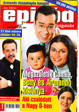ANA   MARIA   OROZCO     clipping from Hungarian magazines