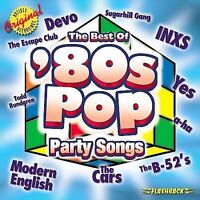 NEW Best Of 80's Pop, The: Party Songs (Audio CD)
