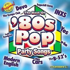 Best of 80's pop cd Party songs cars modern Yes a-ha NEW SEALED free shipping