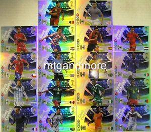 Adrenalyn XL - Game Changer + Top Master aussuchen - World Cup Brazil 2014 WM