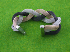 Gatik BR1074 Ladies Stainless Steel Chain Mesh Bracelet With Magnetic Clasp