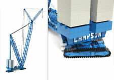 Lampson LTL-2600 Crawler Crane - CCM Brass HO 1:87 Scale Model 126 Made!