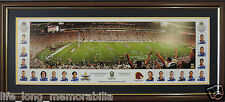 NORTH QUEENSLAND COWBOYS 2015 NRL PREMIERS PANORAMIC PHOTO FRAMED MEMORABILIA