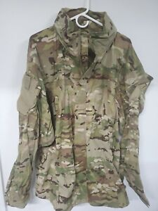 ARMY ocp ECWCS GEN III LEVEL 5 top x large long jacket cold SOFTSHELL multicam