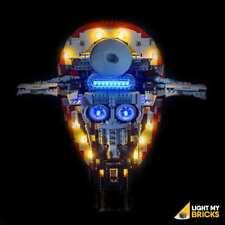 LIGHT MY BRICKS - LED Light kit for LEGO Star Wars Slave 1 set 75060