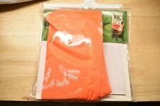 Remington Safety Orange Dog Chest Protector Size Large R1900