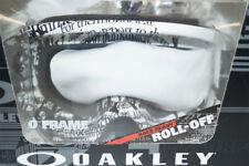 Oakley Ski Glasses o Frame Mx Race Ready Oo 7029 33 702933 Tagline Black Clear