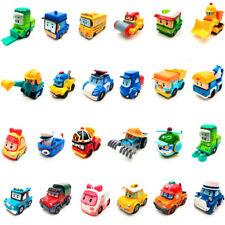 25 Styles Robocar Poli Mini Vehicle Car /Diecast model toy car boy gift