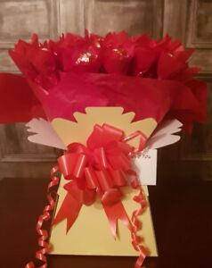 Chocolate Bouquet Lindt Lindor ideal for Birthdays - Sweet Gift hamper