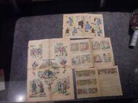 Affichette Publicitaires à l'Imagerie d'Epinal Pellerin Jarville Phoscao 1928
