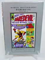Daredevil Man Without Fear Volume 1 Marvel Masterworks HC Hard Cover New Sealed