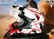 Acerbis impact all stars MX todoterreno casco enduro quad nuevo l Honda CR-f UFO airoh