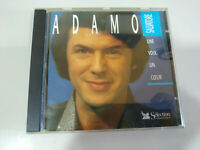 Adamo Une Voix Un Coeur 20 tracks 1994 - CD