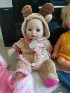 Baby Anabelle Doll With extra doll and mix of accessories