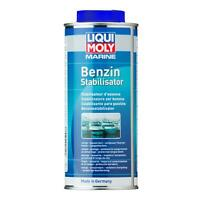 LIQUI MOLY Marine Benzin Stabilisator Gasoline Stabilizer 25008 Dose 500 ml