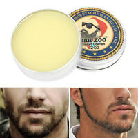 Man's Natural Beard Grooming Moisturizing Wax Beard Growth Balm Charm fde