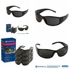 Safety Glasses 21303 Elite Safety Sunglasses Smoke Anti-Fog 12 Pack Smith Wesson