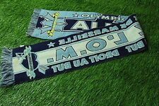 OLYMPIQUE MARSEILLE FRENCH 90'S FOOTBALL FAN SCARF
