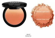 NYX Cosmetics OMBRE Blush 0.28oz  OB02 STRICTLY CHIC 8 g BNIB
