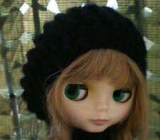 outfit hat Blythe, Pullip, Momoko, bjd, fashion royalty, barbie vari colori