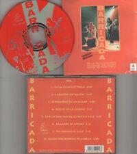 Barricada - Versiones Originales Vol.1CD, Album,1988