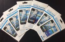 6x Matte Anti-Glare Front LCD Screen Protector Guard Film For iPhone 5/5G 5S 5C