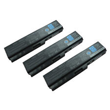 Battery for Toshiba PA3817U-1BRS (3-Pack) Replacement Battery