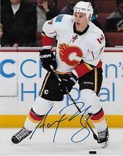 Autographed Calgary Flames Adam Pardy 8x10 Photo