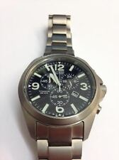 Citizen Adult Wristwatches with Chronograph Sport