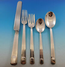 Century by Tiffany & Co Sterling Silver Flatware Set 6 Service 30 pcs Dinner