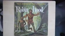United Artists/Tale Spinners For Children ROBIN HOOD LP 60s