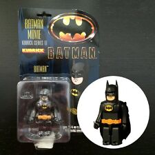 "Medicom / Kubrick Series 1 BATMAN MOVIE - RARE 2004 2"" Batman carded figure"