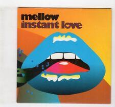 (IK870) Mellow, Instant Love - 1999 DJ CD