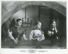 JACK NICHOLSON   HAZEL COURT  ROGER CORMAN THE RAVEN 1963 PHOTO ORIGINAL #2