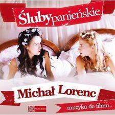 CD MICHAŁ LORENC Śluby panieńskie - muzyka / Soundtrack