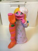 Sesame Street Betty Lou Jim Henson Christmas Grolier Ornament In Box