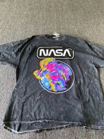 CHEMISTRY Spaceman Astronaut NASA Galaxy Graphic Tshirt 3xl Science