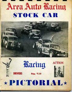 1969 AREA AUTO RACING NEWS RACING PICTORIAL