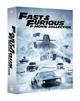 Fast And Furious - 8 Movie Collection (8 Dvd) UNIVERSAL PICTURES