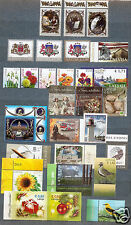 2015 Latvia full year set Christmas,Horoscope, fish, birds Lighthouse stamps MNH