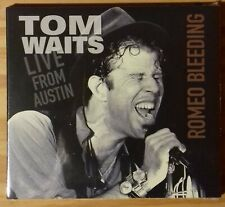 Tom Waits: Romeo bleeding Live from Austin CD Digipack Epuisé