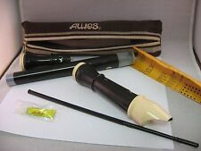 AULOS RECORDER w/ Carrying Case ~ Nice Condition ~