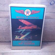 1st IN SERIES~WINGS OF TEXACO~1929 LOCKHEED AIR EXPRESS~NIB~CASE FRESH~