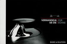 0315AU Audi Bang & Olufsen Prospekt 2010 3/10 Auto HiFi deutsche Ausgabe