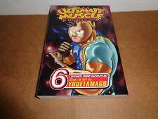 Ultimate Muscle The Kinnikuman Legacy vol. 6 (1st Printed) Manga Book English