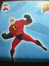 Cotton Blend Comic Book Heroes Curtains for Children