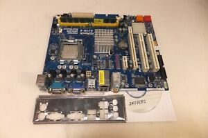 ASRock G31M-S, Rev:1.10  LGA775 Intel Motherboard +CPU E5300 2.6GHz +RAM 2Gb+I/O