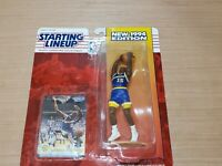 New Edition - NBA starting Line Up Collectors figurine! LATRELL SPREWELL! 1994