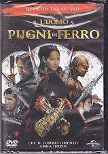 Dvd **L'UOMO CON I PUGNI DI FERRO** di Quentin Tarantino nuovo 2013